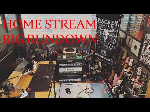 MKH's Home Stream Rig Rundown