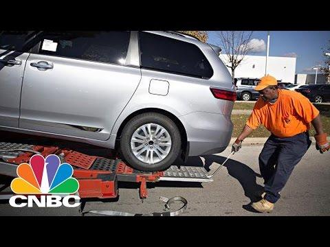 Toyota Recalls 744K Sienna Minivans In US: Bottom Line | CNBC