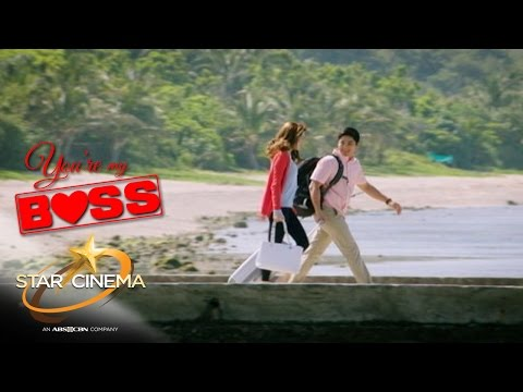 You're My Boss ('Wag papalampasin ang summer date movie ng 2015!)