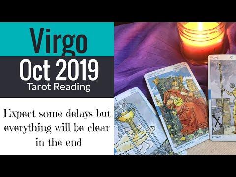 virgo october 2019 tarot reading