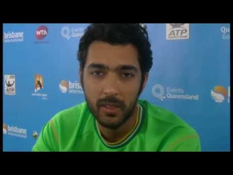 Qureshi Discusses New Book & Partnership With Rojer