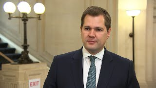 video: Government will consider mandatory masks in offices, says Robert Jenrick