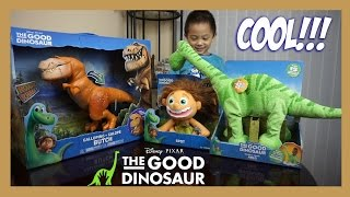 The Good Dinosaur Toys - Kids gonna love them!!!