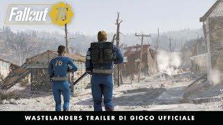 Fallout 76 - Wastelanders - Trailer E3 ufficiale di gioco