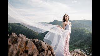 Съемка невесты на Красном гребне.