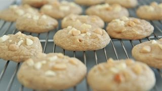 Chewy White Chocolate Macadamia Nut Cookies Recipes