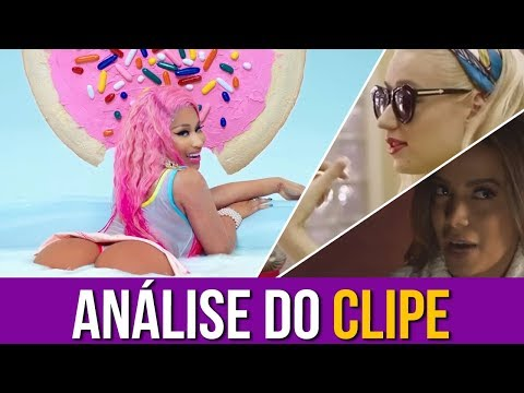 Anitta e Iggy Analisam: Nicki Minaj - Good Form