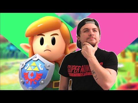 Zelda Link's Awakening Is REALLY Good!