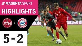 1. FC Nürnberg - FC Bayern München | Freundschaftsspiel | MAGENTA SPORT