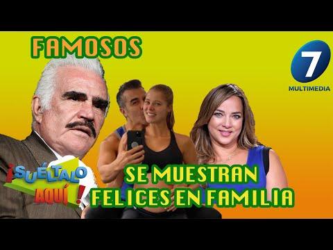 FAMOSOS SE MUESTRAN FELICES EN FAMILIA / Multimedia 7