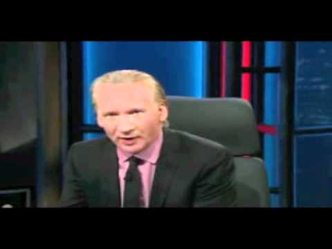 Bill Maher on Ted Nugent