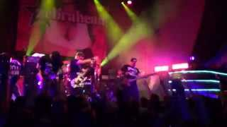 Zebrahead - Automatic (live in Minsk - 01.06.14) Mp3