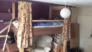 How To Make Four Poster Bed