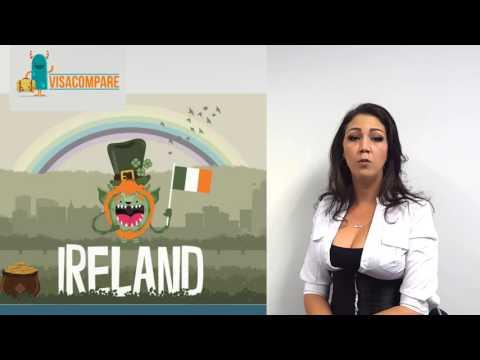 How to get a Ireland visa