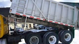 2003 Mack RD688S Tri Axle Dump Truck - TRO 0204132