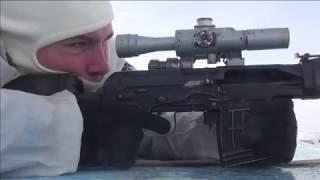 Отборочные этапы конкурса «Снайперский рубеж» АрМИ-2019 в Южном военном округе