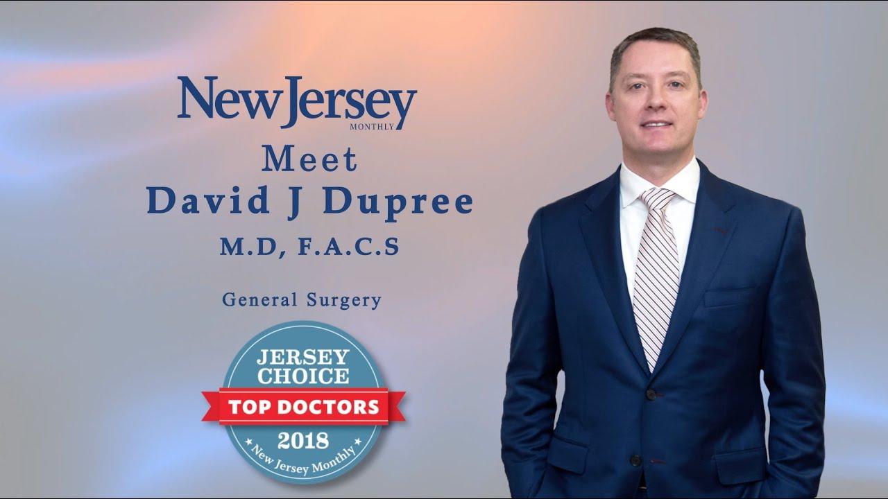 Dr  David J  Dupree - Top Doctor in NJ