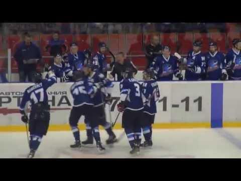 Sakhalin - Icebucks 3:1. Goals