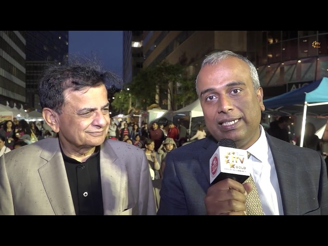 AIA Presents 32nd Annual Deepavali - South Street Seaport - NYC