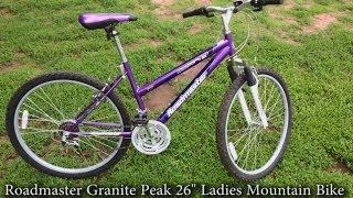 Review: Roadmaster Granite Peak 26