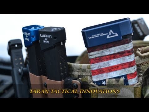 Taran Tactical/TTI Base Pads  DISCOUNT IN VIDEO