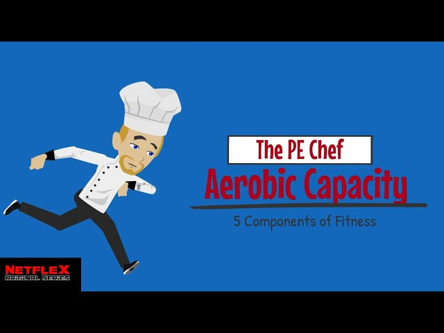 PE Chef: Aerobic Capacity (5 Components of Fitness) Explainer