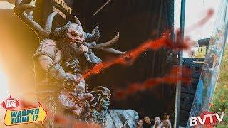 GWAR - 'If You Want Blood (You've Got It)' LIVE! @ Warped Tour 2017