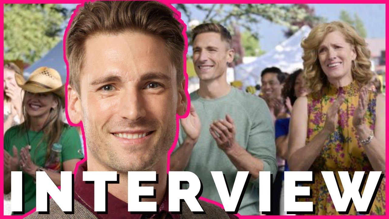 """Interview: Andrew Walker """"The 27-Hour Day"""" Hallmark Movie"""