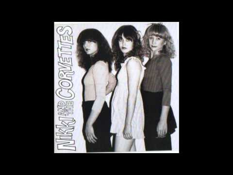 Nikki and The Corvettes - Young and Crazy B/W Criminal Element