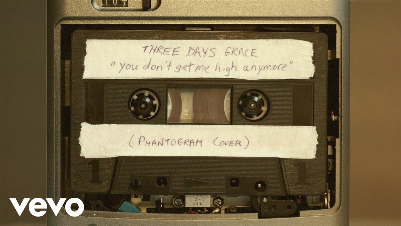 Three Days Grace - You Don't Get Me High Anymore (Official Audio)
