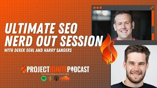 Ultimate SEO Nerd Out Session - With Harry Sanders