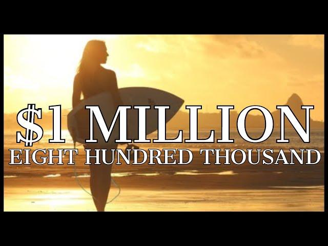 $1,800,000 BEACH HOME!
