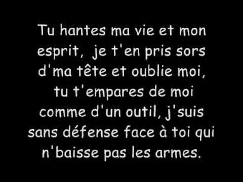 Isleym - Oublie moi (lyrics)