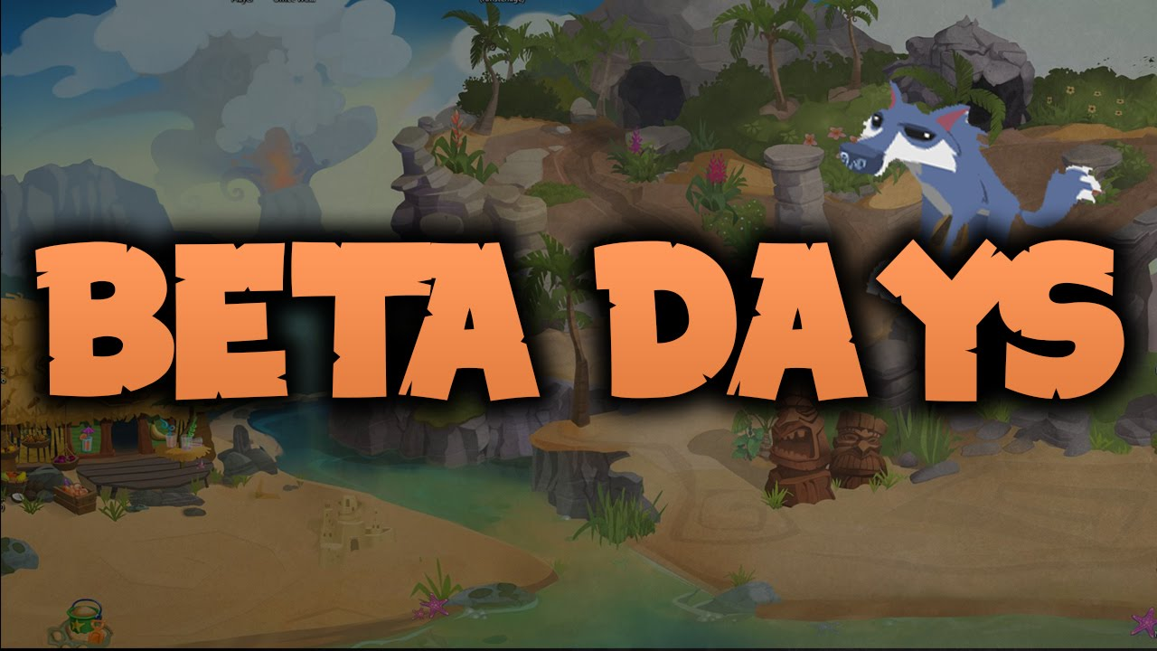 animal jam how to get into the beta days
