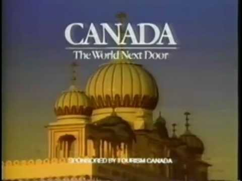 80s Commercial for Canada Travel