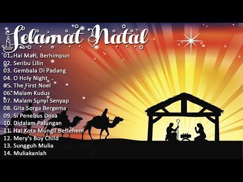 14 Lagu Natal Terbaru 2018/2019 Menyentuh Hati