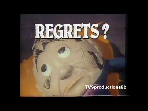 Regrets? John Stapleton interviews Tony Blackburn TVS Production 1985