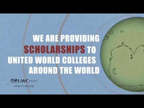 UWC Scholarships 2015