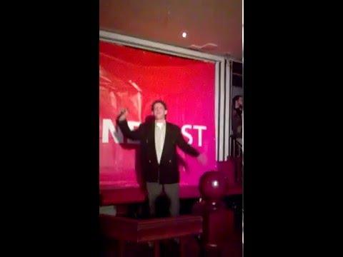 Karaoke 2  Quali 4 5 2016   Uwe   aber bitte mit Sahne