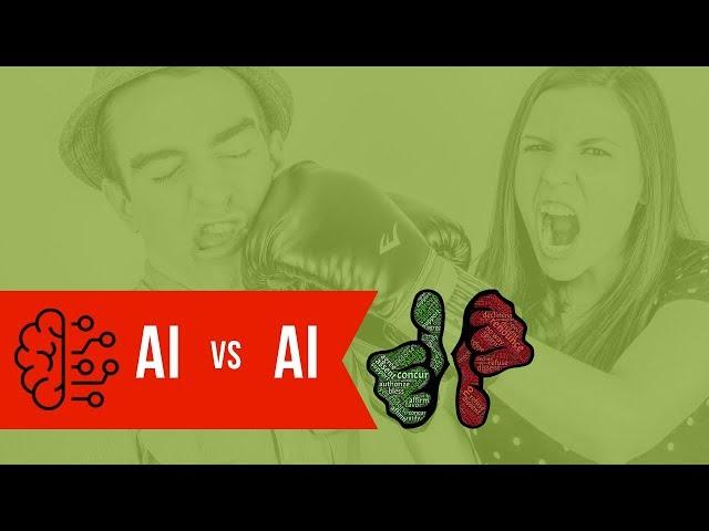 Artificial Intelligence Future (AI vs AI)