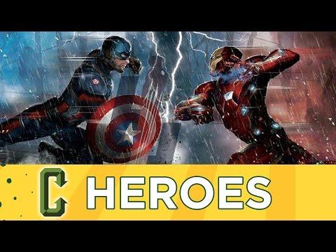Collider Heroes - Captain America: Civil War Spoilers Special