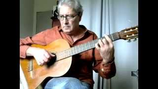 Puff, the Magic Dragon - for solo acoustic guitar