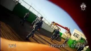 В Башкирии осужденный ударил ножом сотрудника колонии