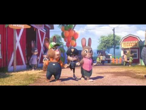 Top 10 Zootopia Characters- #8 Bonnie And Stu Hopps