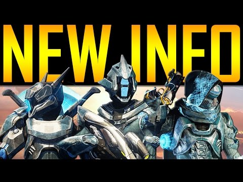 Destiny - NEW TRAILER! MORE DESTINY 2 NEWS!