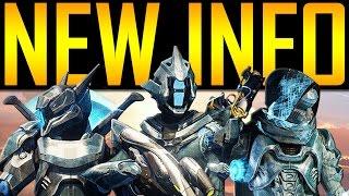 Destiny - NEW TRAILER! MORE DESTINY 2 NEWS!