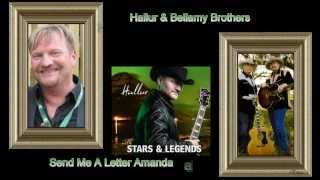 """Hallur  Joensen & Bellamy Brothers -   """"Send Me A Letter Amanda"""" Thumbnail"""