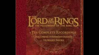 The Lord of the Rings: The Fellowship of the Ring Soundtrack - 04. The Treason of Isengard