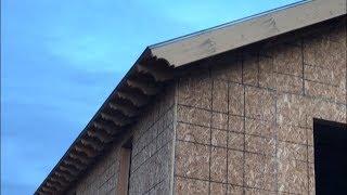 DIY Home Build: Eaves, Drip Edge And Local Sawmill
