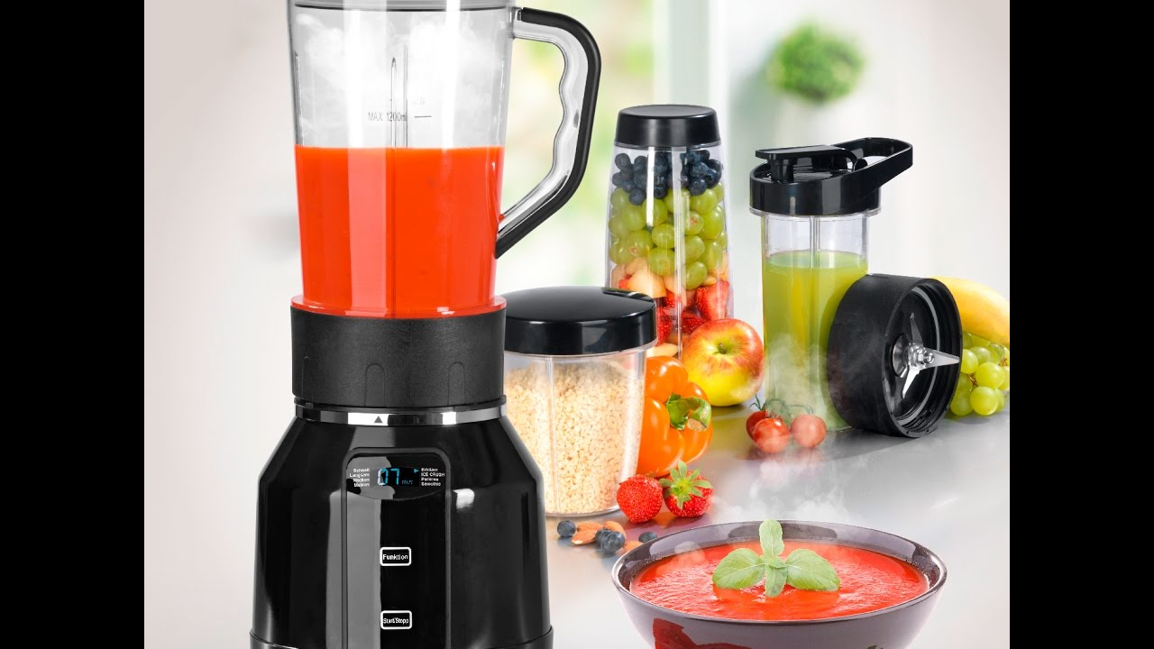 GOURMETmaxx GOURMETmaxx Nutrition Mixer mit